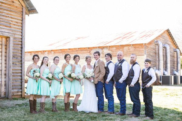 75 Ideas for a Rustic Wedding | BridalGui