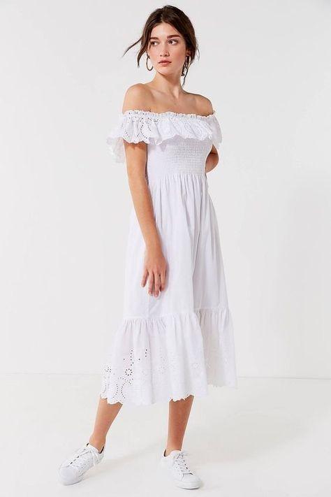 15 Sample Trending Midi Dress 2018 For Simply Fabulous Look .