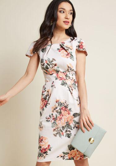 Sample Your Style Sheath Dress | ModClo