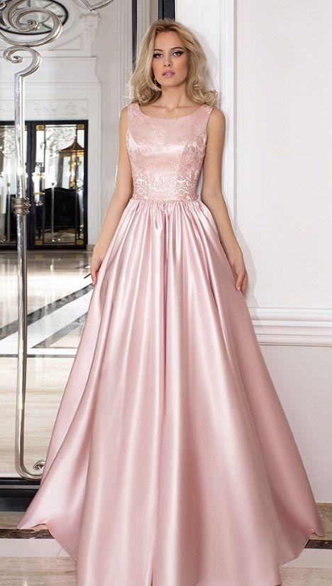 Wedding Dress Inspiration - Oksana Mukha - MODwedding   Satin .
