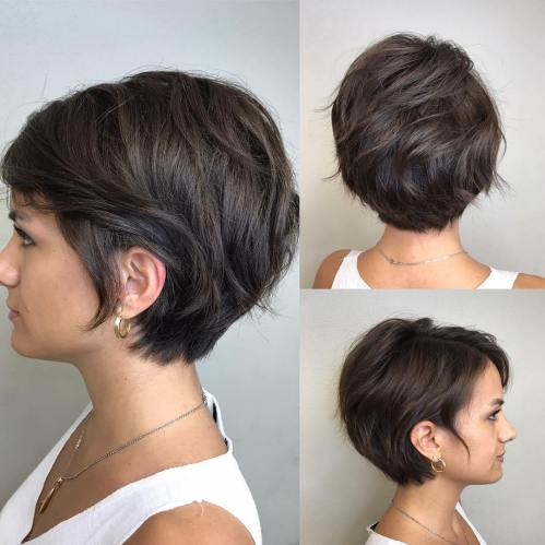 70 Cute and Easy-To-Style Short Layered Hairstyl