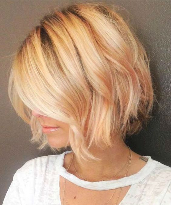 New Elegant Short Bob Hairstyles 2019 for Women to Look Hot and .