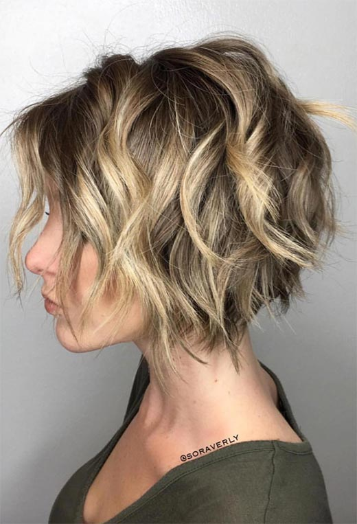 61 Cute Short Bob Haircuts: Short Bob Hairstyles for 20
