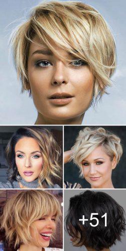 Short Hair Styles Ladies 20