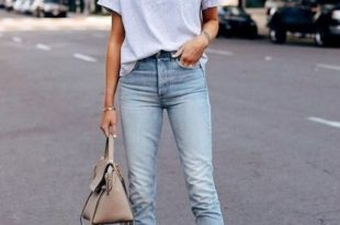 17 Simple Denim Outfits You Can Copy Now | Fashion jackson .