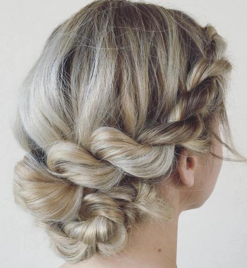 30 Quick and Easy Updos You Should Try in 20