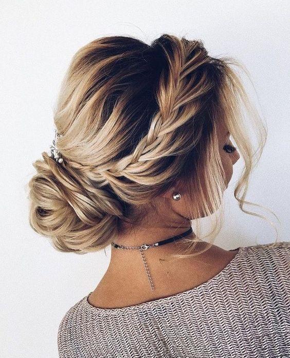 17 Best Hair Updo Ideas for Medium Length Hair | Hair up styles .