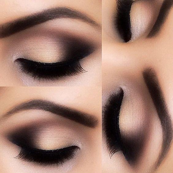 40 Hottest Smokey Eye Makeup Ideas 2020 & Smokey Eye Tutorials For .