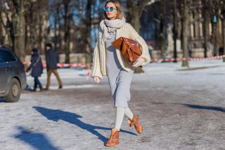 Best Winter Street Style | POPSUGAR Fashi