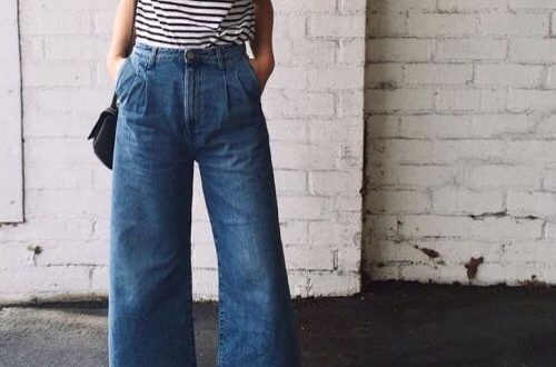 Stunning Best Wide Leg Jeans Style - SuperHairModels in 2020 .