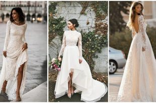 The Most Stunning Long Sleeve Wedding Dresses for Every Bri
