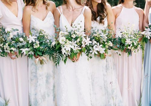 Insanely Stunning Spring Wedding Bouque