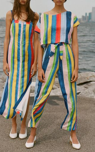 101 Style Tips To Wear A Striped Outfits | Stripe outfits, Fashion .