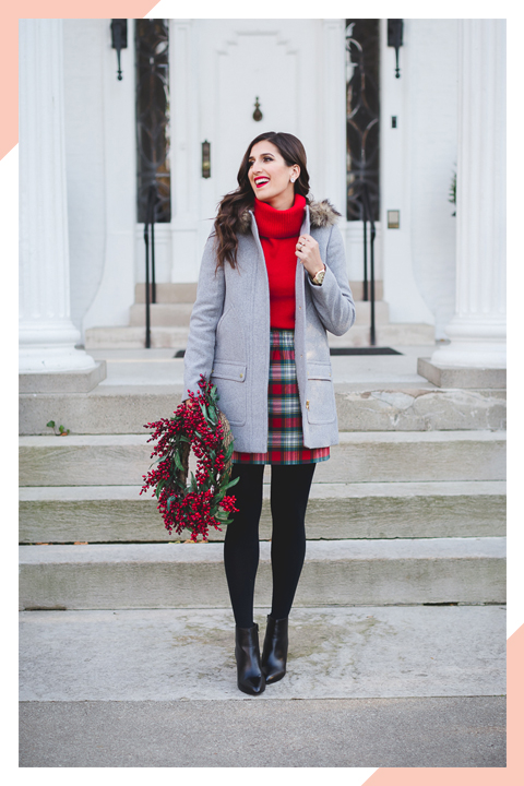 29 Picture Perfect Christmas Outfit Ideas | Shutterf