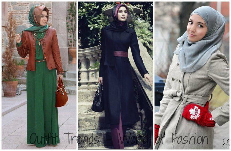 Hijab Winter Style-14 Stylish Winter Hijab Outfit Combinatio