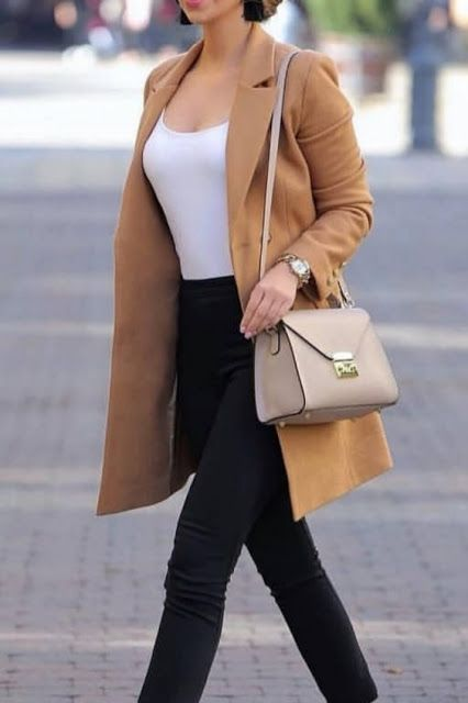 These cute and stylish winter fashion style is one of the best .