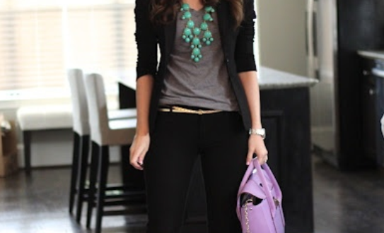 30 Chic and Stylish Interview Outfits for Ladies | Casual work .
