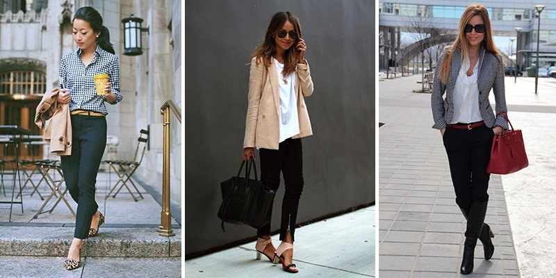 30 Chic and Stylish Interview Outfits for Ladi