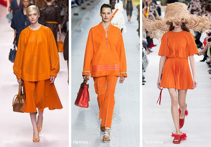Spring/ Summer 2019 Color Trends | Color trends fashion, Spring .