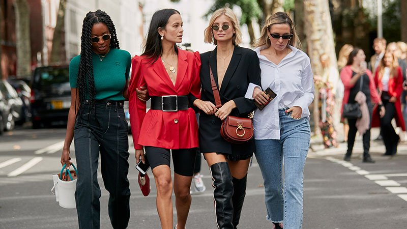 Top 10 Fashion Trends from Spring/Summer 2019 Fashion Wee
