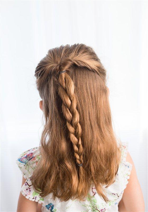 GirlsHairstyles #KidsHairstyles #SchoolHairstyles kids hairstyle .
