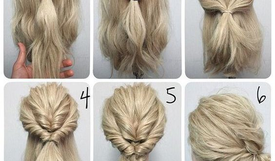 easy hair do but can't read the language lol - Koees Answer | Long .