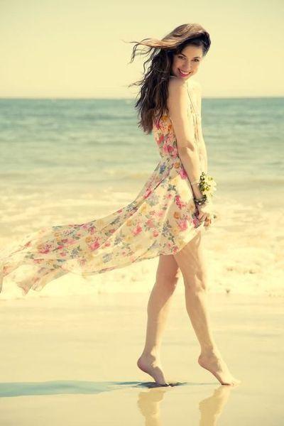 Phenomenal 10 Sweet Floral Beach Summer Dress Ideas https .