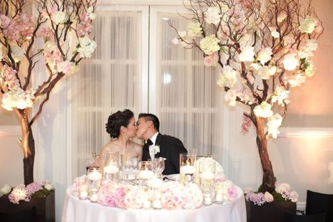 120 Adorable Sweetheart Table Decor Ideas | HappyWedd.c
