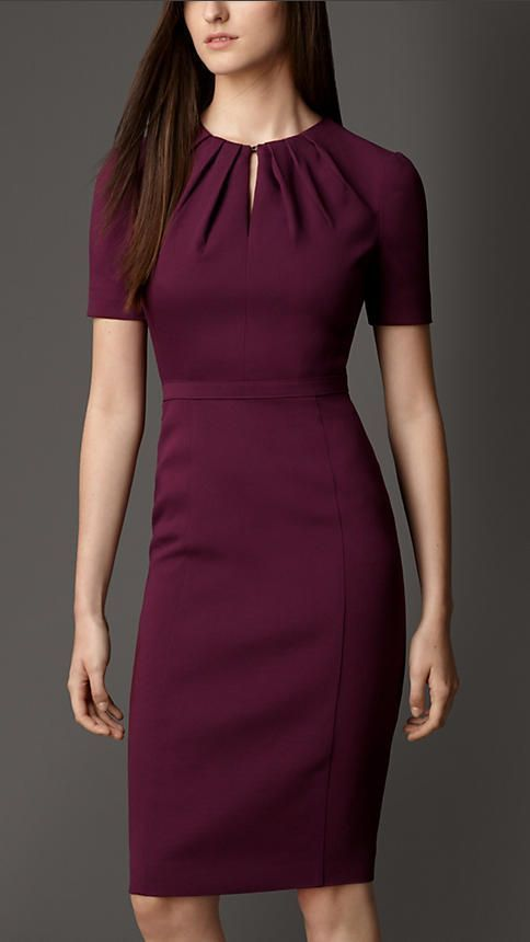 49 Best Tailored Dresses Idea To Inspire You | Tailored dress .