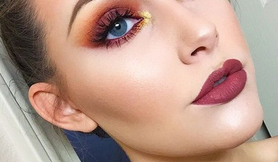 10 Gorgeous Thanksgiving Eye Makeup Looks You Need To Copy .
