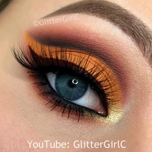 Thanksgiving Makeup Tutorial 2015 :D | GlitterGir