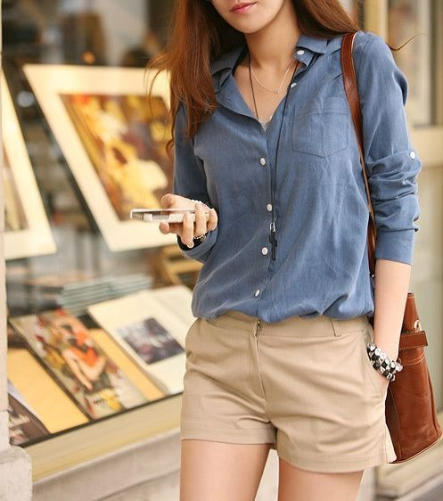 15 The Best Simple Everyday Wear Ideas You Will Like - shorts .
