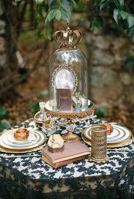 Top 7 Fairytale Wedding Decorations | Fairytale wedding .