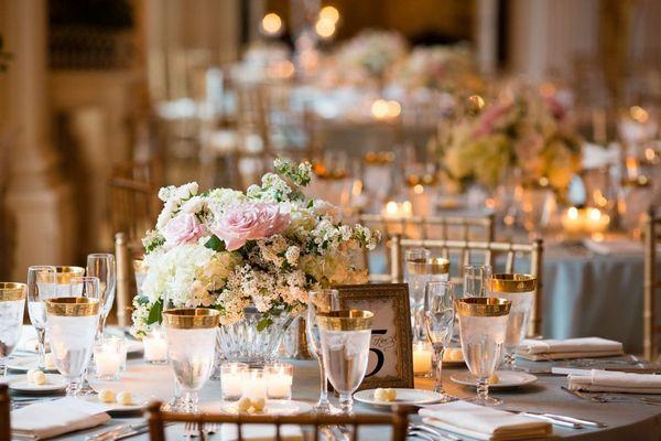 Top 5 Romantic Fairytale Wedding Theme Ideas | Deer Pearl Flowe