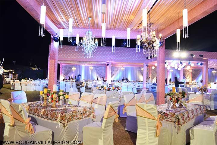 9 Marvellous Fairytale Wedding Decorations You Can't Mis