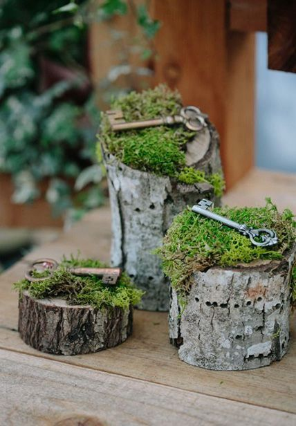 Top 7 Fairytale Wedding Decorations | Woodland wedding .