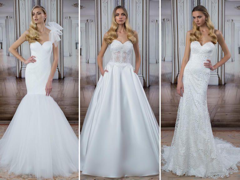 See Pnina Tornai Wedding Dresses From Bridal Fashion Week .