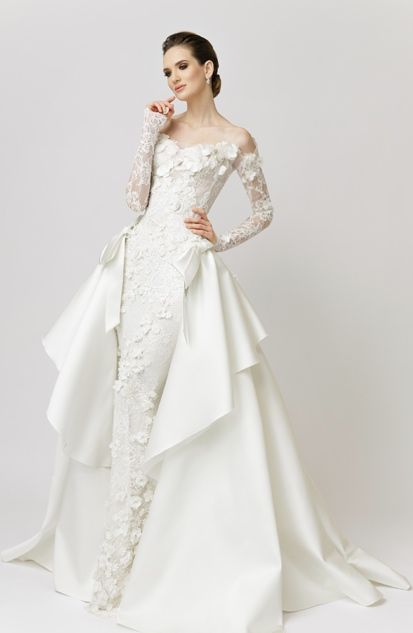 Wedding Dress Inspiration - VAMP MADOS NAMAI | Bridal dresses .