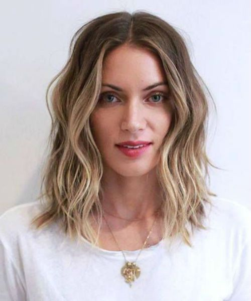 Trending Holiday Haircut – fashiontur.com in 2020 | Medium length .