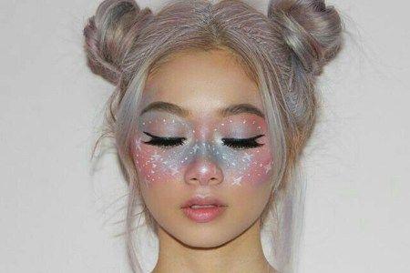 Image result for unicorn makeup for kids | Unicorn makeup .
