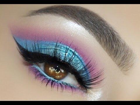 Unicorn Makeup Look - Sofie Bella - YouTu
