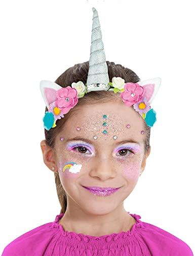 Amazon.com: Almar Sales Company INC Unicorn Makeup Kit for Kids .