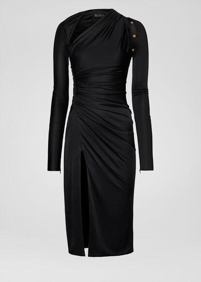 Barocco Border Envers Satin Dress for Women | US Online Store .