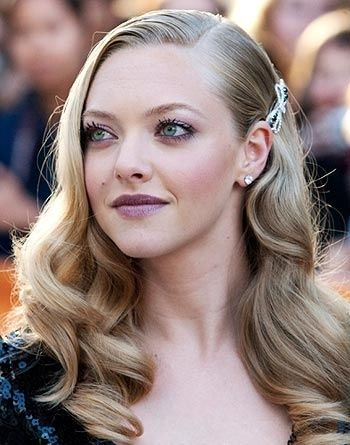 For those looking for a 20's inspired hairstyle. Think Great .