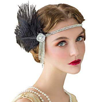 Vintage Cool Hair For Gatsby Par