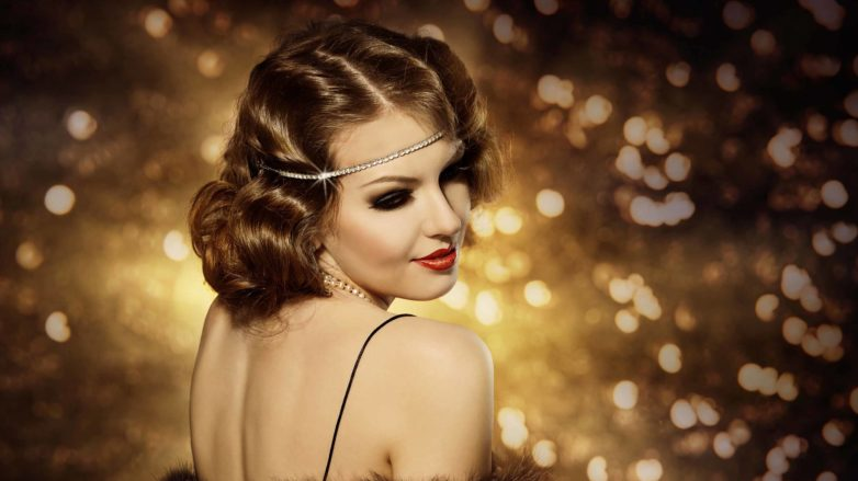 11 Glam Great Gatsby Hairstyles for Halloween (and Beyon