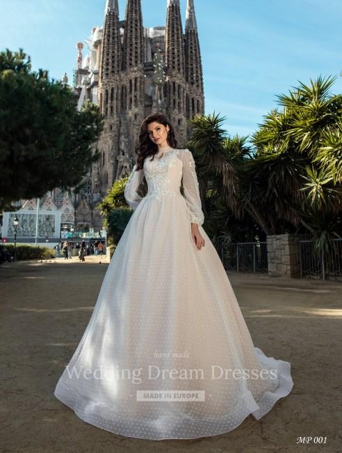 Vintage-Inspired Wedding Dresses - Classic & Modern Styles .