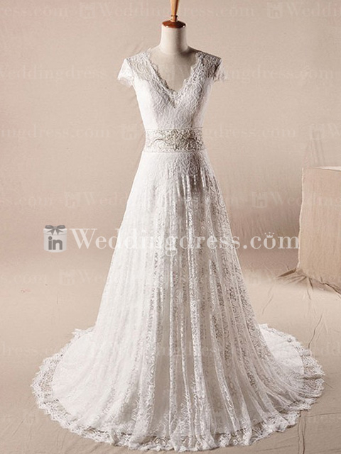 Style BG067-Discount Wedding Dress