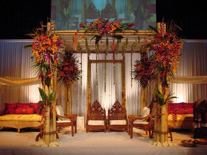Bamboo Arbor - DIY Wedding Ideas | Cali Bamboo™ Poles | Bamboo .