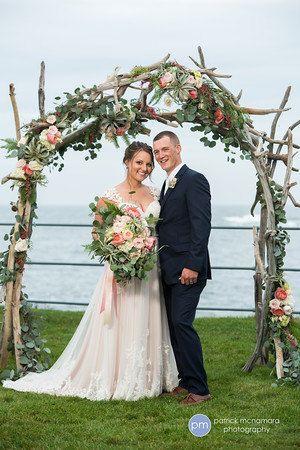 Driftwood Wedding Arch | Arbor -Wedding Chuppah - Beach Wedding .